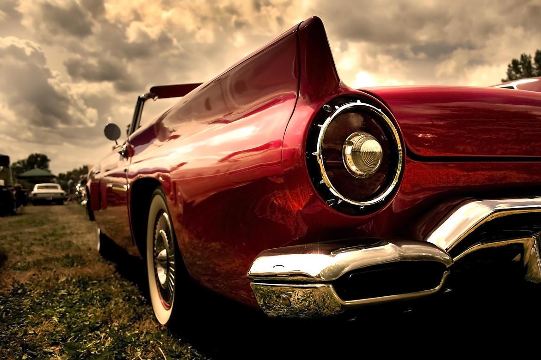 California Classic Car Insurance